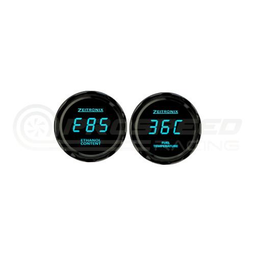 zeitronix ethanol content analyzer kit eca 2 blue gauge round suit subaru wrx 08 14 sti 08 17. Black Bedroom Furniture Sets. Home Design Ideas