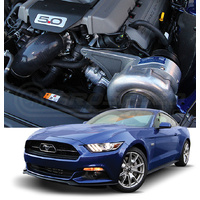 ProCharger Supercharger Intercooled Ford Mustang 2015+ GT 5.0litre Stage 2 (incl Tune and Injectors)