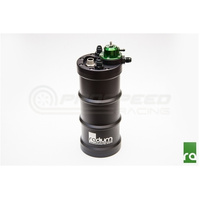 Radium FST-R Fuel Surge Tank with Integrated FPR 20-0135-00 Walbro F90000267 E85 FST-R, Pump Not Included
