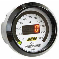 AEM Digital Pressure Display Gauge (0-150psi)