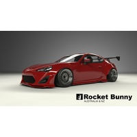 Rocket Bunny Toyota 86 / Subaru BRZ Version 1 Full Kit