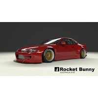 Rocket Bunny Nissan S15 Full Kit
