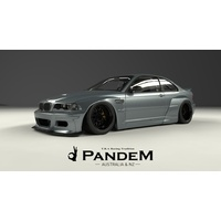 Rocket Bunny Pandem BMW E46 M3 Full Kit