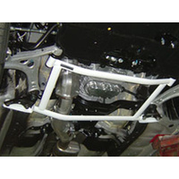 Carbing 4 Point Front Bar suit GRB/GH8 WRX and STI Impreza Sedan and Hatch