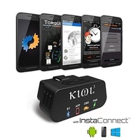 PLX Devices Kiwi 3 OBII Wireless suit iOS Android Linux Mac Windows