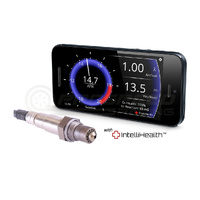 PLX AFR Wideband Air/Fuel Multigauge via Smartphone/Bluetooth