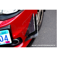 APR Front Canards suit 03-07 WRX/STi