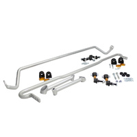Whiteline Sway bar kit complete front and rear incl Links BSK012