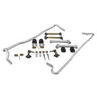 Whiteline Sway bar kit complete front and rear incl Links BSK016