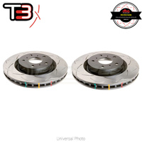 DBA T3 4000 Performance Series Rotors suit Mustang 2015+ GT REARS (Price Per Pair)