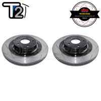 DBA T2 Series FRONT Subaru WRX 99-14/Forester 02-13/Toyota 86 GTS/BRZ (PAIR)