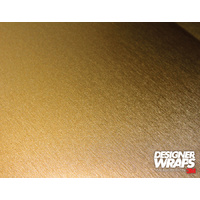 3M Designer Wraps Premium Kit - Brushed Gold (1.52m x 0.5m)