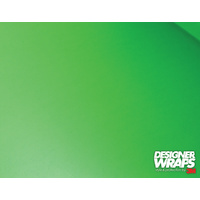 3M Designer Wraps Premium Kit - Matte Apple Green (1.52m x 0.5m)