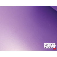 3M Designer Wraps Premium Kit - Matte Purple (1.52m x 0.5m)
