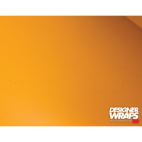 3M Designer Wraps Premium Kit - Matte Orange(1.52m x 1.8m)