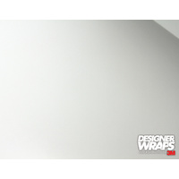 3M Designer Wraps Premium Kit - Satin White (1.52m x 0.5m)