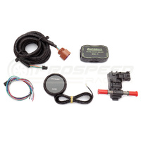 Zeitronix Ethanol Content Analyzer Kit (ECA-2) RED Gauge Round