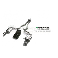 Armytrix Ford Mustang EcoBoost 2015+ Super Sport Valvetronic Exhaust System