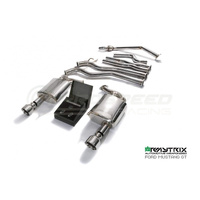 Armytrix Ford Mustang GT 2015+ Super Sport Valvetronic Exhaust System