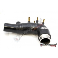 PSR Silicon Turbo Inlet suit 08-14 Subaru Forester SH Black