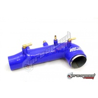 PSR Silicon Turbo Inlet suit Subaru Forester SG Blue