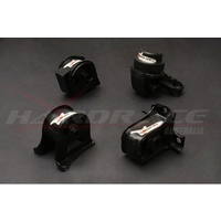 Engine Mount / Auto, 4pcs, Prelude BB 92-01
