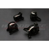 Engine Mount / Manual, 4pcs, Prelude BB 92-01