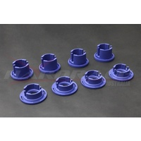 Crossmember Mount Bushing, Harden Rubber, Impreza WRX, MY08-13, Liberty, MY09-13