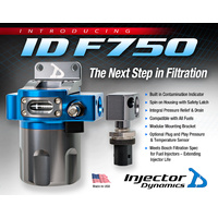 Injector Dynamics IDF750 Fuel Filter