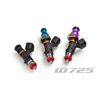 ID725, for 84-98 993/911 (non turbo). 14mm (purple) adaptors. Set of 6.
