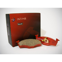 Intima SS-2100 Series Brake Pad (Street Pads) REAR suit Subaru Forester MY08-
