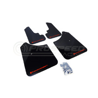 Rally-Armor 03 to 08 Subaru Forester Black/Red