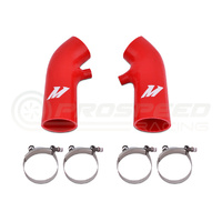 09+ Nissan 370Z Mishimoto Silicone Air Intake Hose Kit - Red