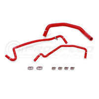 Mishimoto Ford Mustang GT Silcion Ancillary Kit RED