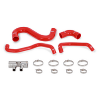 Mishimoto Ford Mustang GT Silicon Radiator Lower Hose RED