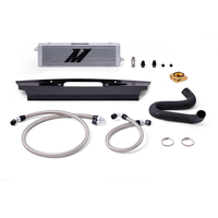 Mishimoto Ford Mustang GT Oil Cooler with Thermotstatic Plate
