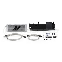 Mishimoto Oil Cooler suit Ford Focus RS Silver MMOC-RS-16