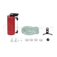 Mishimoto Aluminum Oil Catch Can SMALL - Red