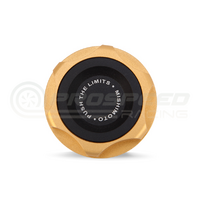 LIMITED EDITION SUBARU OIL FILLER CAP, GOLD