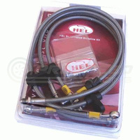 HEL Braided Brake Lines suit Nissan Skyline GTS-T R32