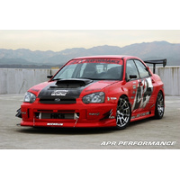 APR SS/GT Widebody WRX03-05 kit