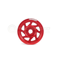 Crank Pulley For EJ Engines Red