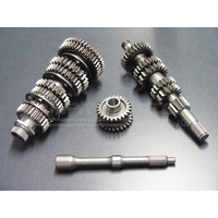 PPG Sequential Subaru STI WRX 6spd 6 Speed Gearset Ratios - '06 On