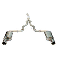 Invidia Turbo back Exhaust Suit 2015+ Mustang ECO-Boost 2.4litre