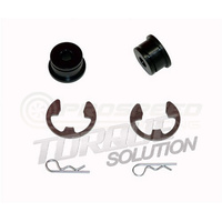 Torque Solution Shifter Cable Bushings: Mitsubishi Colt