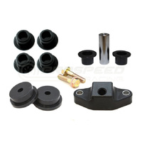 Torque Solution Complete Shifter Bushing Combo Kit: Subaru Sti 2006-2016