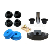 Torque Solution Complete Shifter Bushing Combo Kit: Subaru WRX 2006-2014