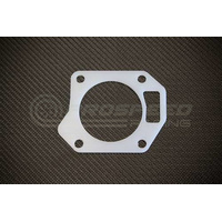 Torque Solution Thermal Throttle Body Gasket: Honda Civic Si 2006-2011