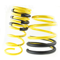 Racecomp Yellow Lowering Springs Suit Subaru VA WRX MY15-