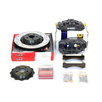 WRX/STI 2008+ AP Racing/DBA CP9660 6 Piston BBK